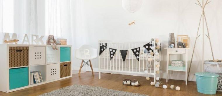 טיפים לעיצוב חדר התינוק