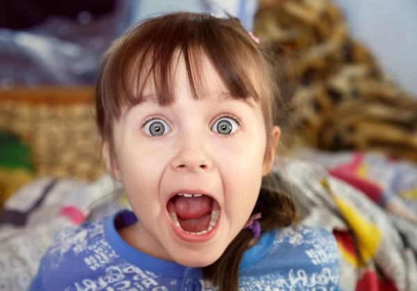 איך הצלחתי להפחיד את הבת שלי?